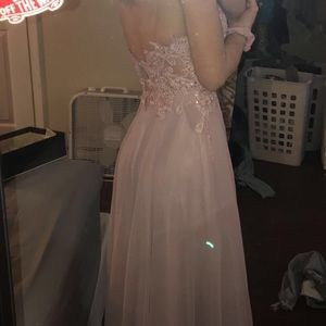 Prom dress bought from promgirl.com
